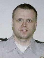 Deputy Michael Truax. Photo Credit: Milwaukee County Sheriff's Office