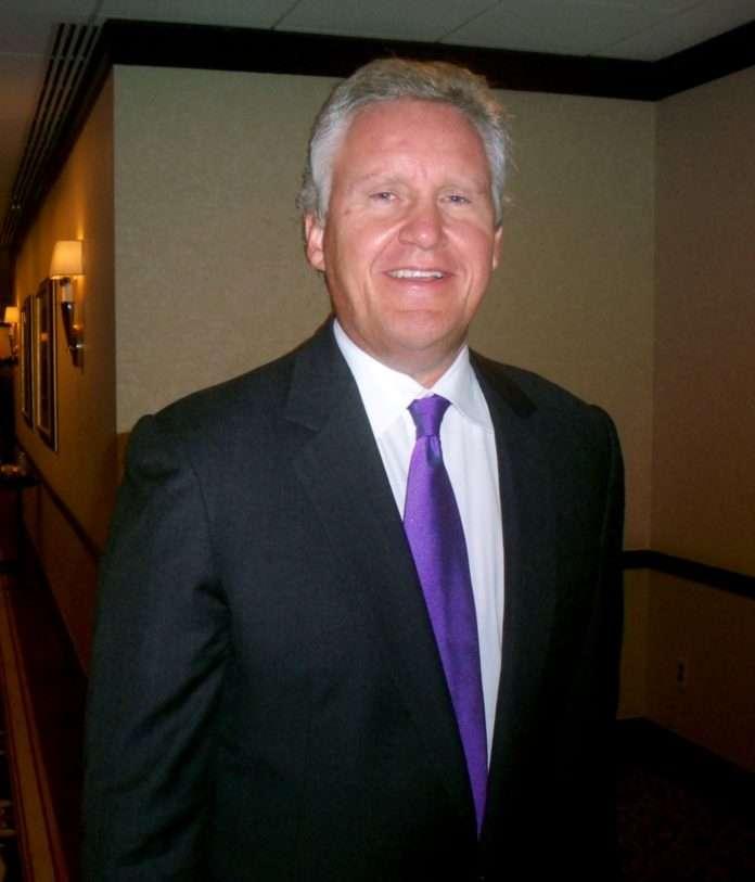 GE CEO Jeffrey Immelt. Photo Credit: WikiMedia user SarekOfVulcaan