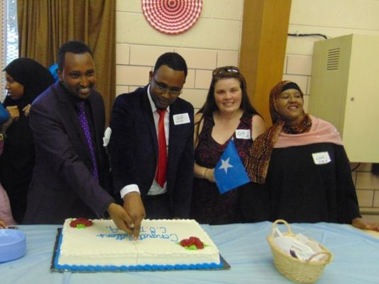 COMSA's grand opening was held earlier this month at Trinity Lutheran Church.