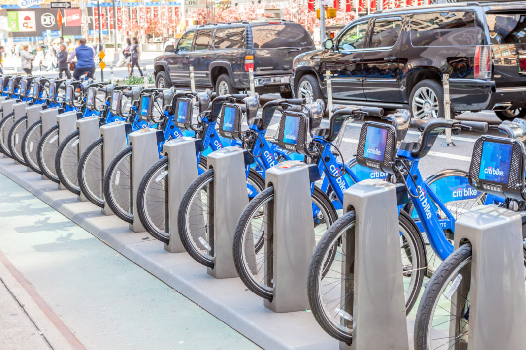 Bike-sharing programs in other cities have helped residents get around the city without having to use taxis or their own vehicles